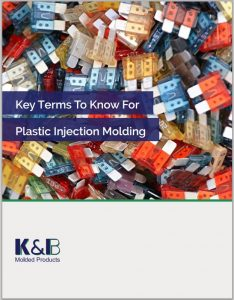 plastic injection molding terms guidebook