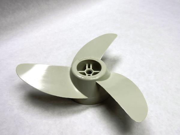 Three blade propeller
