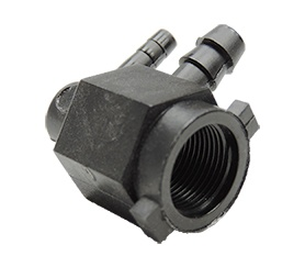 Nozzle Adapter for Fuel Oil Heater