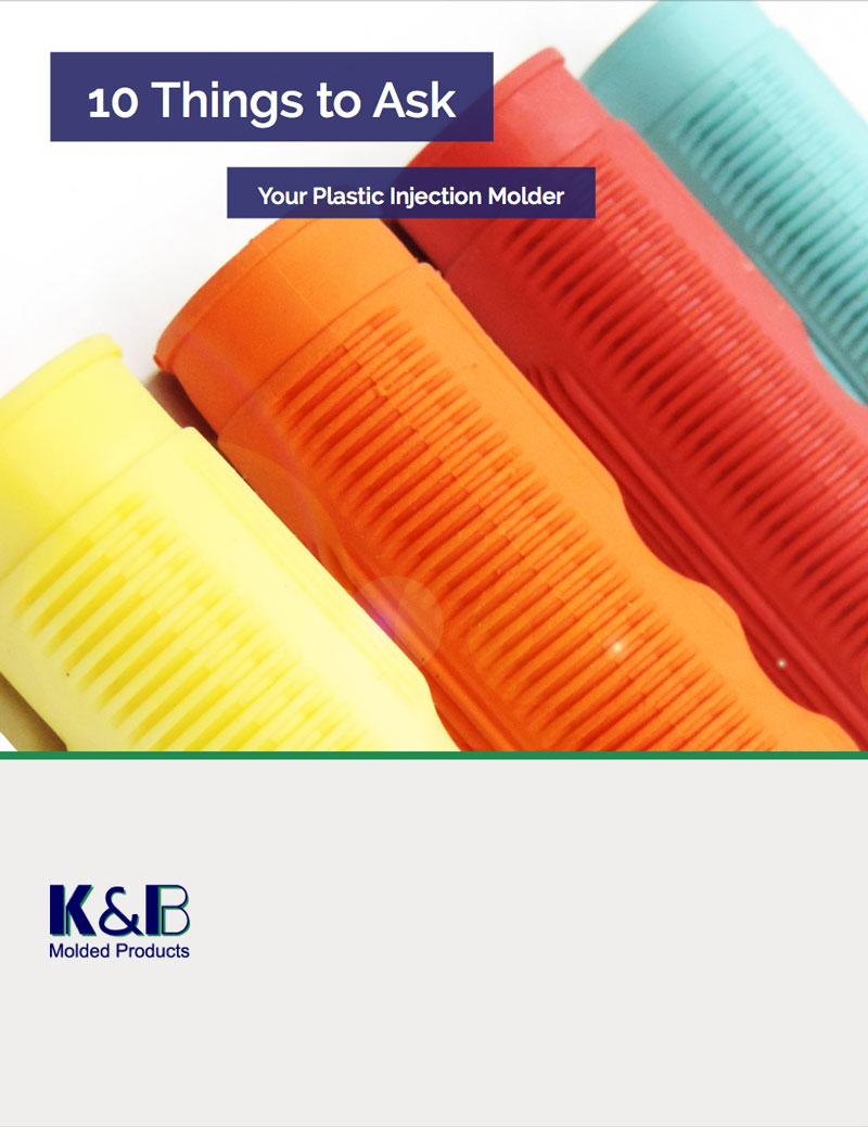 K&B Molded Products | K and B Plastic Molding Injection and Tooling