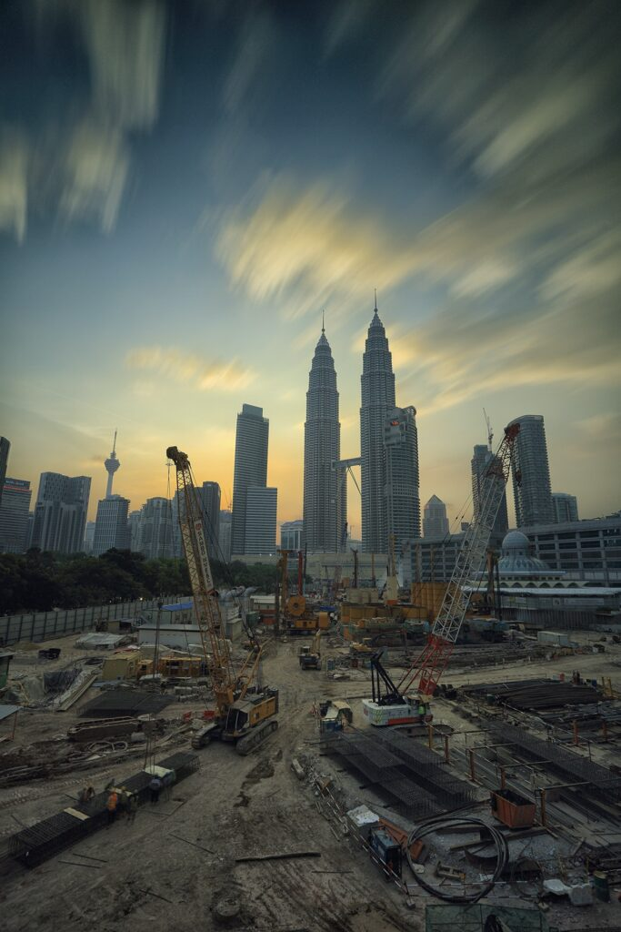 plastic in the construction industry